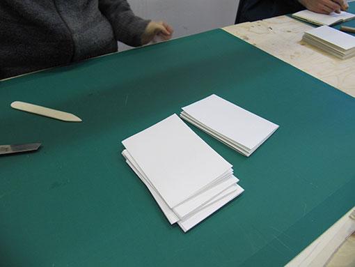 Folded signatures